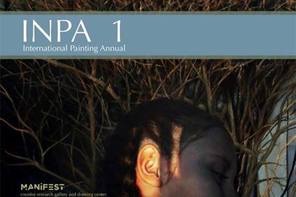 International Painting Annual 1 cover